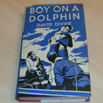 Popular book club  Boy on a Dolphin by David Divine 1950's hardback book @sold@